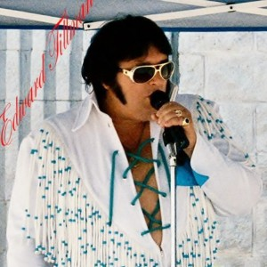 Edward Tillman - Elvis Impersonator in Centralia, Illinois