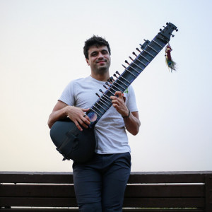 Ege Sanli - Improvisational Yoga Music - Sitar Player / Multi-Instrumentalist in San Francisco, California