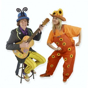 Elijah T. Grasshopper & Friends - Children's Party Entertainment / Children's Theatre in Millis, Massachusetts