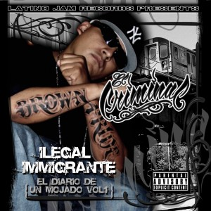 El Criminal - Hip Hop Artist in Bronx, New York