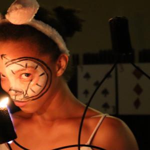 El Fuego De La Vida - Fire Dancer in Los Angeles, California