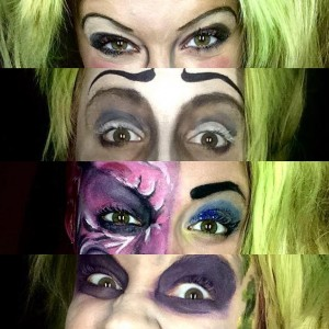 Eldritch Wonders: Face/ Body Painter - Arts & Crafts Party / Face Painter in Elgin, Illinois