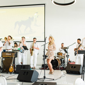 Electric Blonde - Wedding Band in Toronto, Ontario