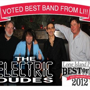 ELECTRIC DUDES Band - Cover Band in Farmingdale, New York