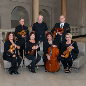 Elegant Entertainment - String Quartet / Classical Guitarist in Dayton, Ohio