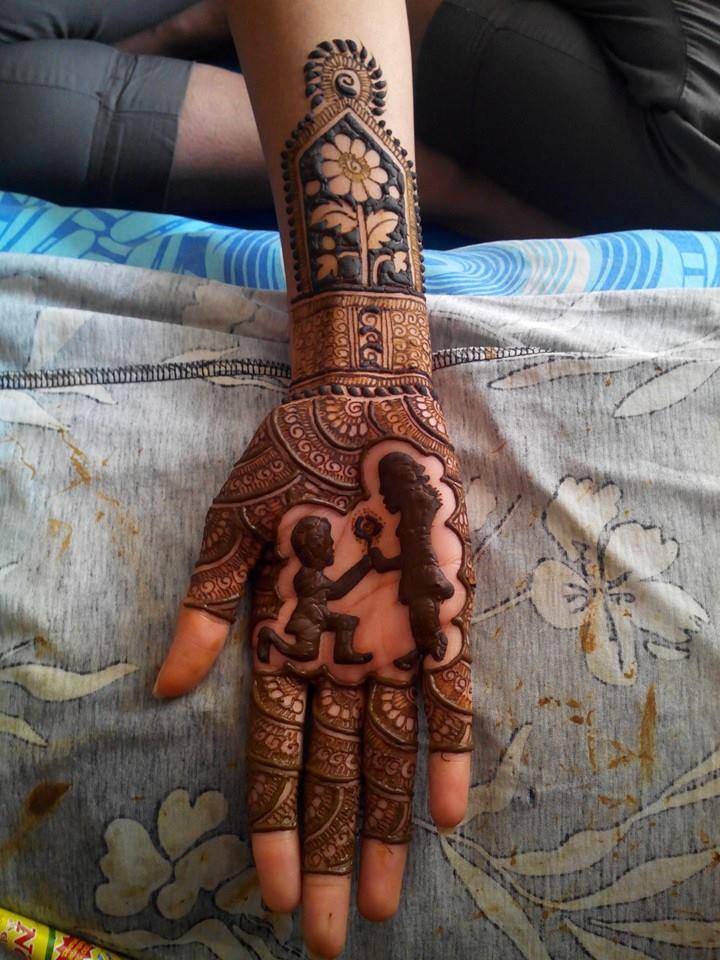 Henna Tattoo Artist Rental