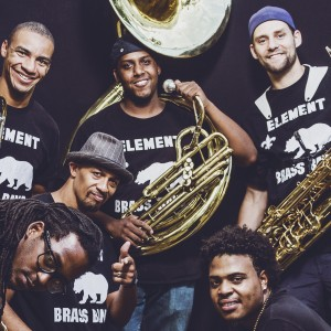 Element Brass Band - Brass Band in Sacramento, California