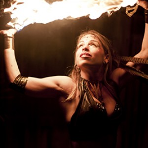 Elemental Expressions - Fire Performer in San Francisco, California