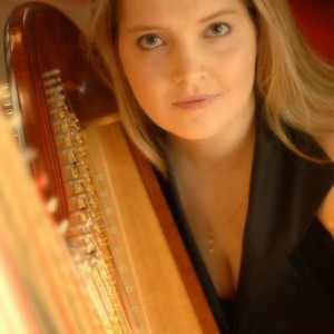 Elena Karin, Harpist - Harpist in Wilmington, North Carolina