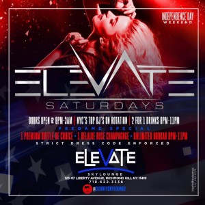 Elevate Sky Lounge Queens NYC - Party Favors Company in South Richmond Hill, New York