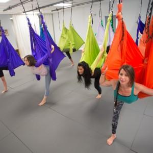 "Elevate Yoga Center ""Elevated Events"" - Aerialist in Orlando, Florida"