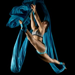 Elevated Aerials - Brittany Naegel - Aerialist / Circus Entertainment in Cincinnati, Ohio