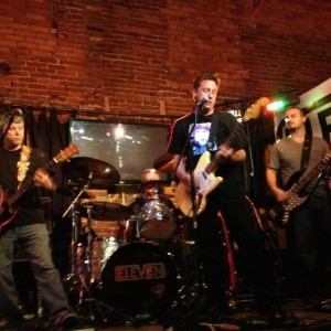 Eleven - Rock Band / Alternative Band in Cincinnati, Ohio