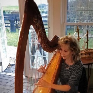 ElFan Harp - Harpist in Crozet, Virginia