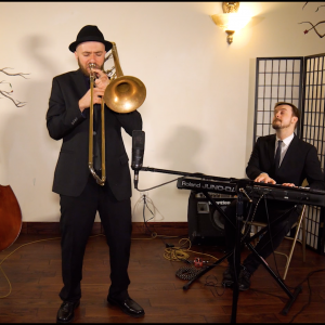 Eli Chalmer Trio - Jazz Band / Holiday Party Entertainment in New York City, New York