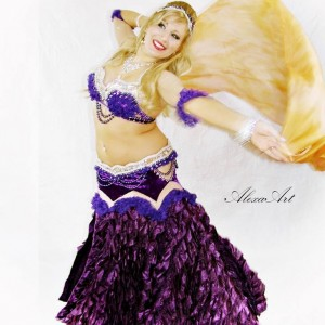 Elianae the Bellydancer - Belly Dancer / Dance Instructor in Omaha, Nebraska