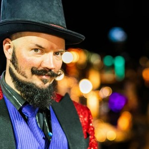 "Elias ""Lefty"" Caress - Comedy Magician / Variety Entertainer in Denver, Colorado"