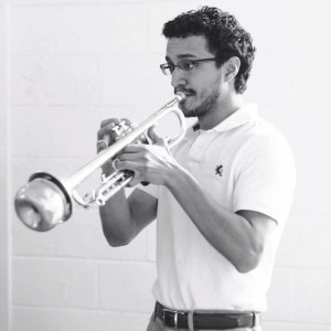 Elias Salazar - Trumpet Player in Nashville, Tennessee
