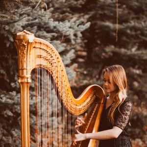 Elisabeth Covey - Harpist in Provo, Utah