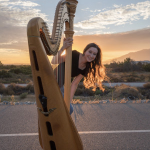 Elisabeth Zosseder - Harpist in Huntington Beach, California