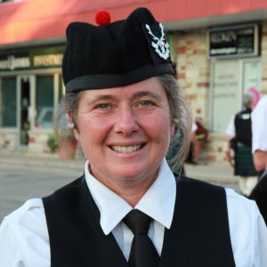 Elise MacGregor Ferrell - Bagpiper / Celtic Music in Santa Cruz, California