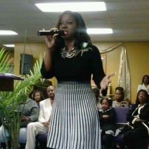 Elishia Dupree LIVE - Motivational Speaker in Lithonia, Georgia