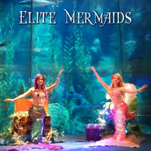 Elite Mermaids - Princess Party in San Diego, California