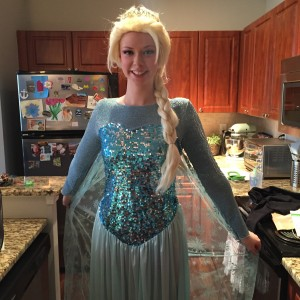 Elite Princess Elsa- Atlanta - Princess Party / Female Model in Atlanta, Georgia