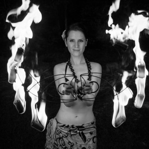Elixer - Fire Performer in Salem, Massachusetts