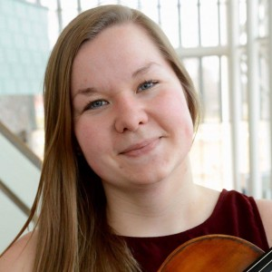 Elizabeth Boyce, Violist - Viola Player in Gregory, Michigan