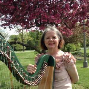 Elizabeth Huntley, Harpist - Harpist in Saratoga Springs, New York
