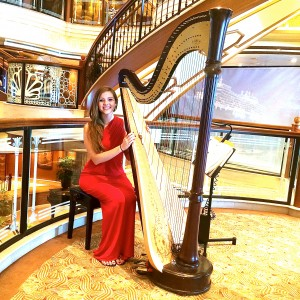 Elizabeth Joy Music - Harpist in Bothell, Washington