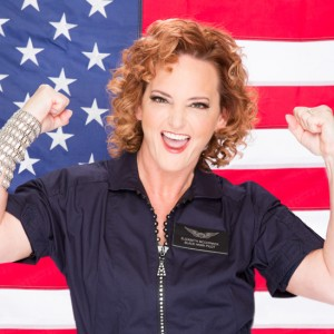 Elizabeth McCormick, Black Hawk Pilot - Motivational Speaker / Author in San Francisco, California