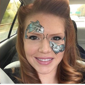 Elizabeth Scott - Face Painter in Hollywood, Florida