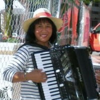 Elizabeth Wisler, Music Around the World - Accordion Player in Portland, Oregon