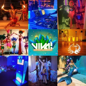 VIVA! Entertainment - Event Planner / Brazilian Entertainment in Miami, Florida