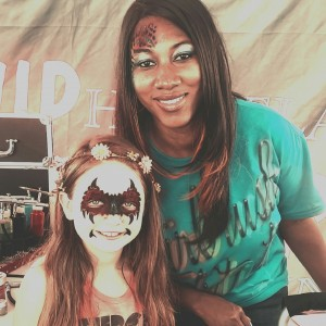 Elle Mouzone Artistry - Face Painter in Atlanta, Georgia
