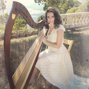 Ellen Shiraef Harpist - Harpist / One Man Band in Chattanooga, Tennessee