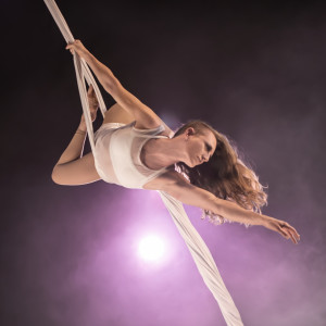 Elli Williams - Aerialist in Los Angeles, California