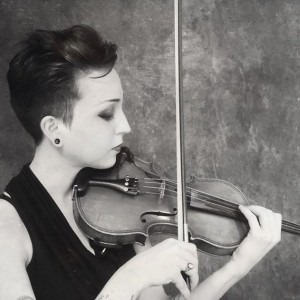 Ellie Goodman - Violinist in Brooklyn, New York