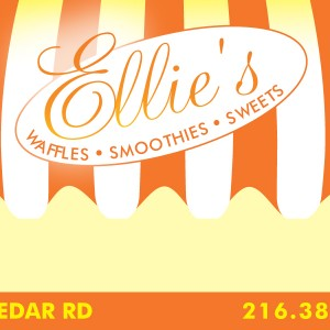 Ellie's Waffles Smoothies & Sweets - Caterer / Wedding Services in University Heights, Ohio