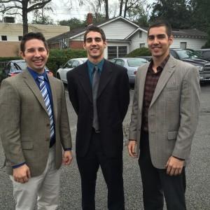 Ellison vocal group - Southern Gospel Group / Gospel Music Group in Jacksonville, Florida