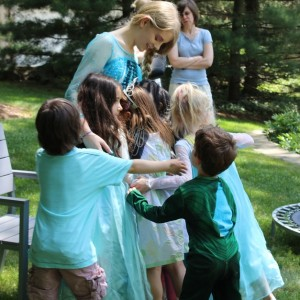 Elsa from Frozen Princess Party - Children's Party Entertainment / Princess Party in Hudson, Massachusetts