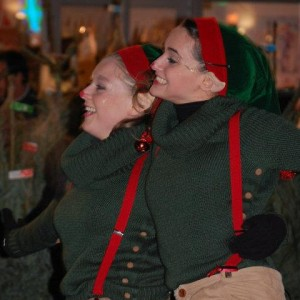 Elves Off The Shelves - Holiday Entertainment in San Francisco, California