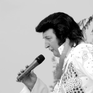 Elvis Aaron Baker - Elvis Impersonator in La Crosse, Wisconsin