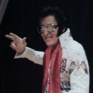 Elvis Entertainer / Rick Ricketts