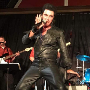Elvis Billy Wayde Texas - Elvis Impersonator in Houston, Texas