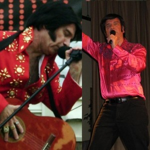Elvis E & Richard as Neil - Elvis Impersonator / Neil Diamond Tribute in Potomac, Maryland