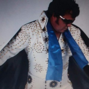 Elvis ETA - Elvis Impersonator in Mayflower, Arkansas