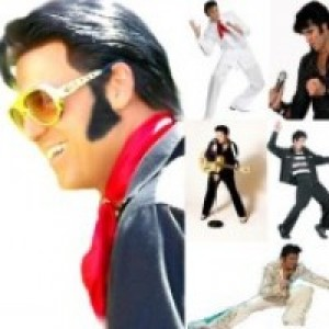 Elvis Impersonator Mason Riley - Elvis Impersonator / Rock & Roll Singer in Cincinnati, Ohio